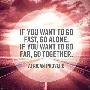 Go Fast or Go Far